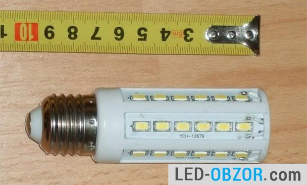 The lamp on the SMD 5630, 42 pieces