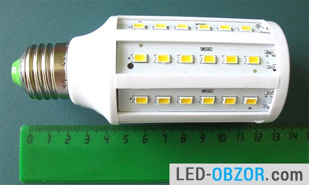 SMD LEDs 5630 and 5730, characteristics and difference